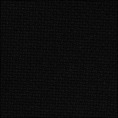永遠の定番モデル クロスステッチ ブランド買うならブランドオフ 布 アイーダ 18ct ブラック ツバイガルト Black 720 Zweigart Aida 3793