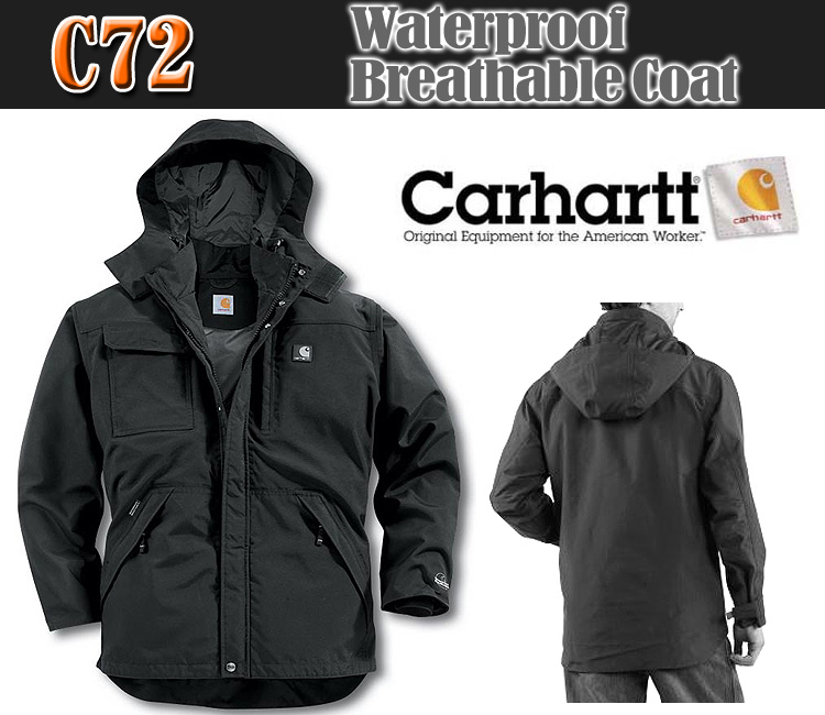 crossface | Rakuten Global Market: C72 Carhartt waterproof jacket ...