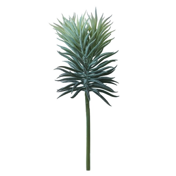 人工観葉植物 セネシオピック(12個セット) ba460 多肉植物 (代引き不可) インテリアグリーン 造花 SUCCULENT PICK