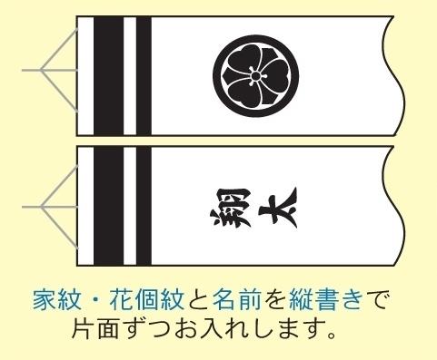 [徳永鯉][鯉のぼり]吹流し[10m~3m鯉用][家紋・花個紋と名前を縦書き][tn-F8a][日本の伝統文化][こいのぼり], E-ベルファー:e2ec6d73 --- sunward.msk.ru