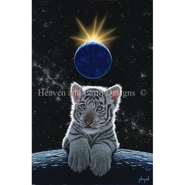 クロスステッチ刺繍キット Heaven And Earth Designs(HAED) - The Crown Jewel