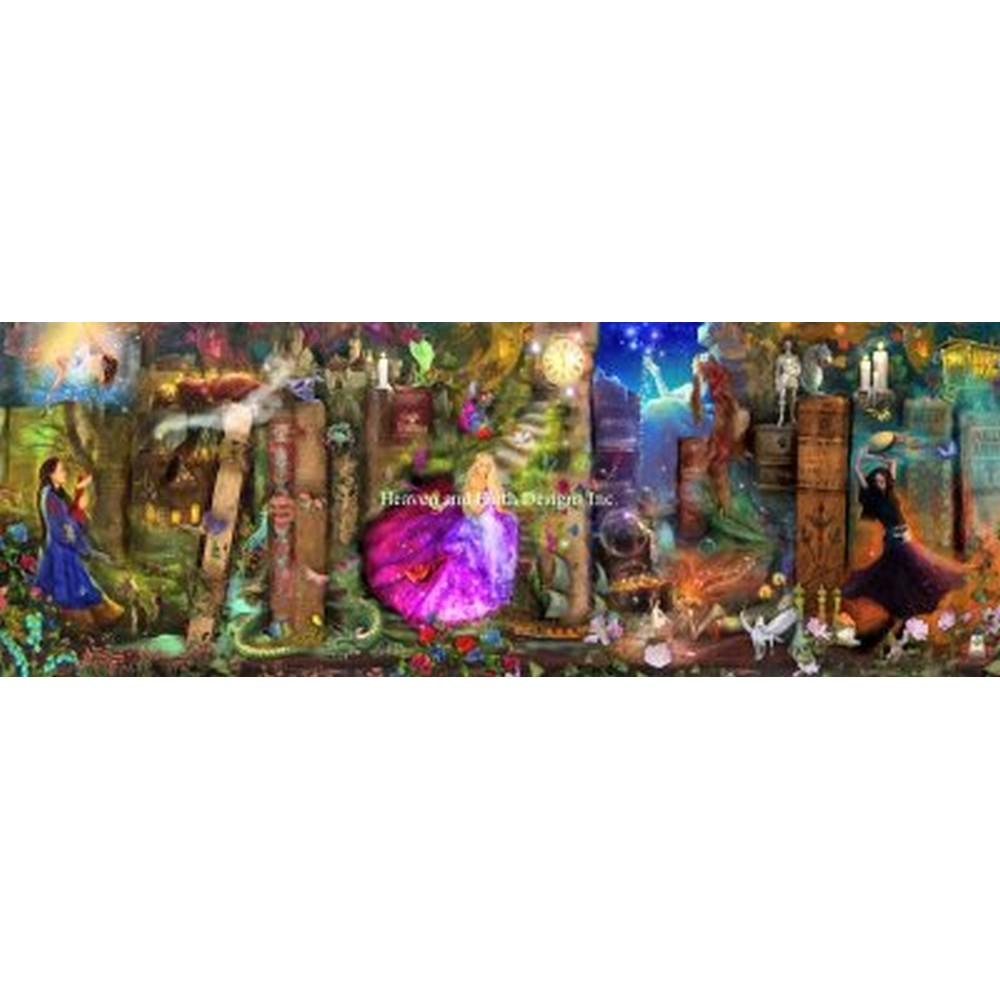クロスステッチ刺繍キット Heaven And Earth Designs(HAED) - The Princesses