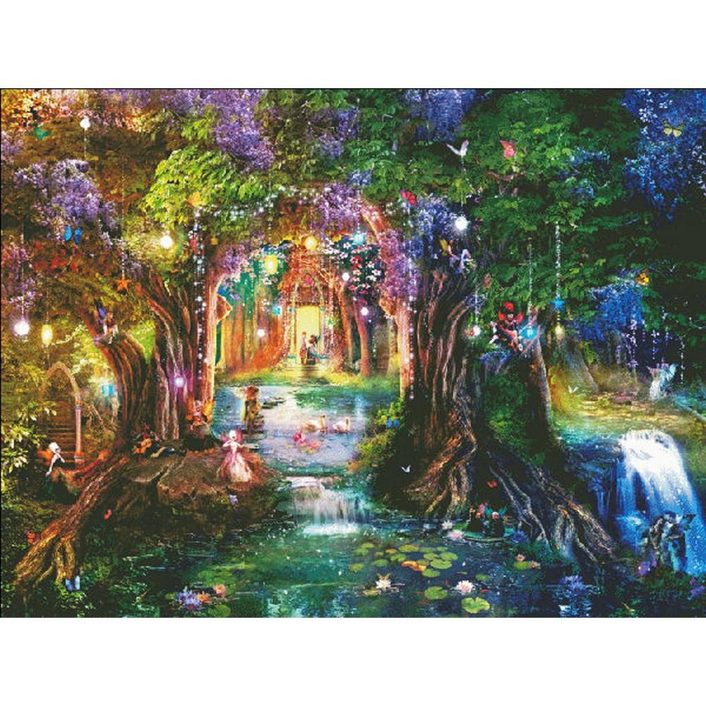 クロスステッチ キット 上級者 全面刺しThe Butterfly Ball MC(Max Colors) -Heaven and Earth Designs(HAED)