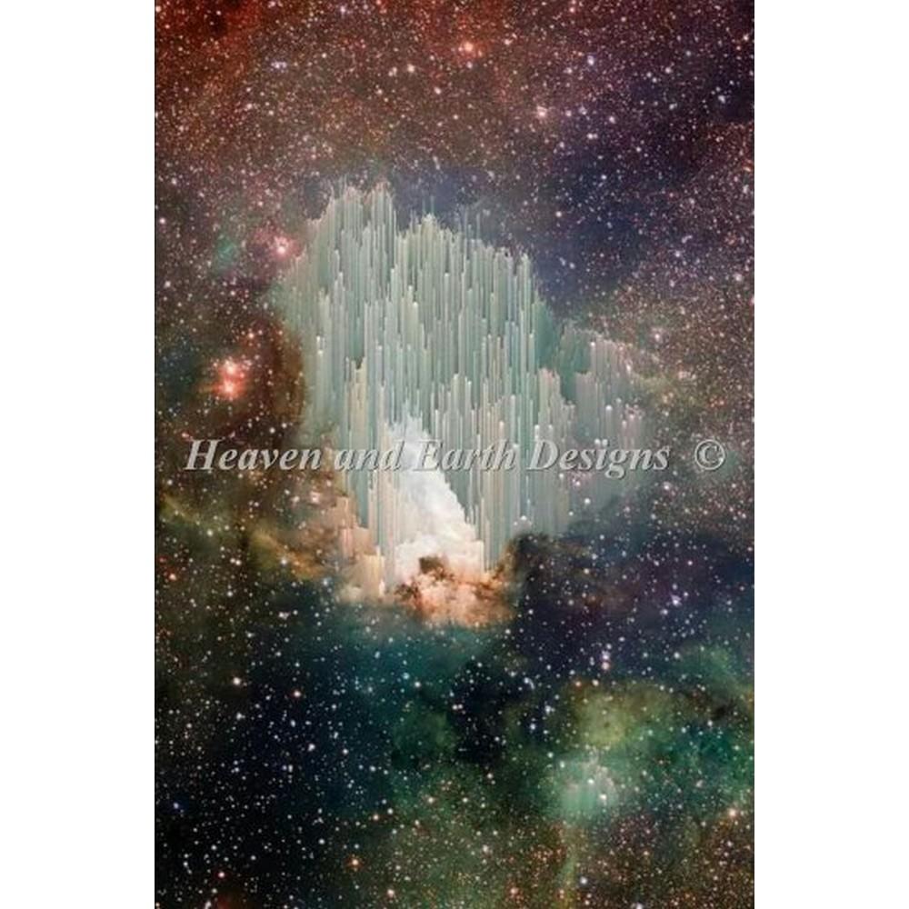 クロスステッチ キット 上級者 全面刺し Heaven And Earth Designs(HAED) - Heavens Gate