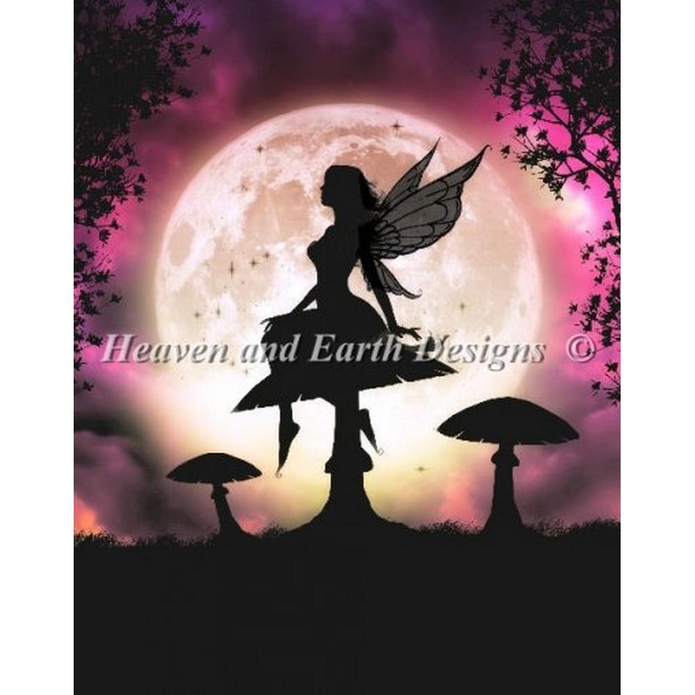 クロスステッチキット HAED(Heaven And Earth Designs)-Titania