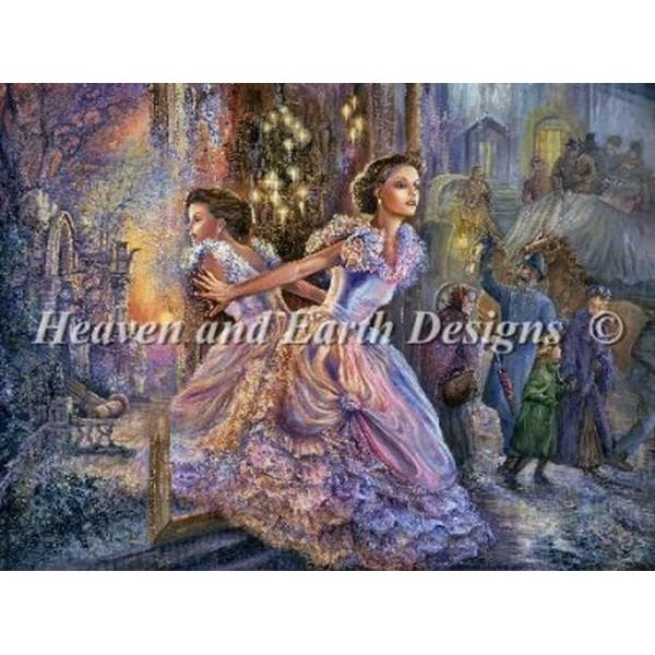 クロスステッチ キット 上級者 全面刺し HAED(Heaven And Earth Designs) - Mini Alternative Reality
