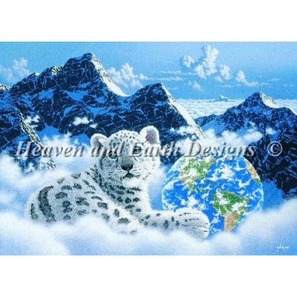 クロスステッチ キット 上級者 全面刺し HAED(Heaven And Earth Designs) - Mini Bed Of Clouds