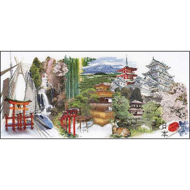 クロスステッチ刺繍キット Thea Gouverneur(テア グーベルヌール) - Japan 18ct