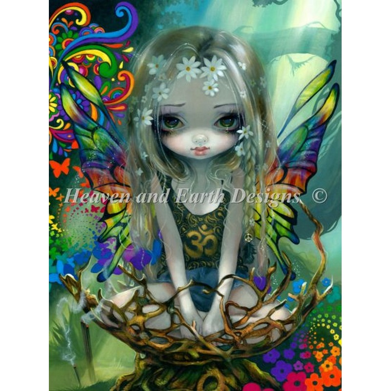 Paisley Color Expansion-HAED(Heaven and Earth Designs)-クロスステッチ キット