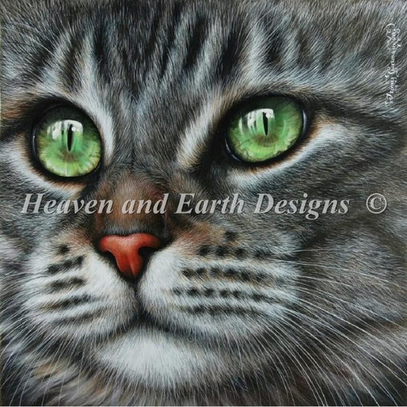 クロスステッチキットDefinition - HAED(Heaven And Earth Designs)