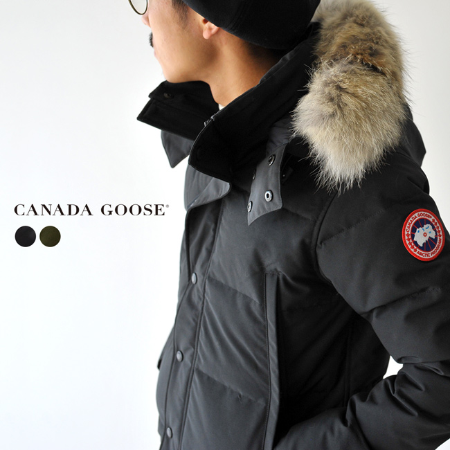 8fbbee098c3 Canadian goose /CANADA GOOSE men Windham parka /WYNDHAM PARKA FF fur food  down jacket 2019 fall and winter down 3808MA 0616