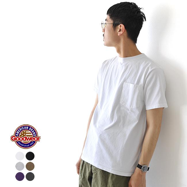 d37de5105f02 croukalr: 2019 new works good wear Good wear T-shirt S/S POCKET TEE ...
