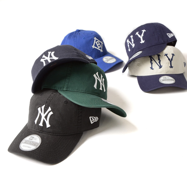 New Era new era 9 TWENTY Classic Cooperstown collection Cap (6 colors)  (unisex) f178a3948a0