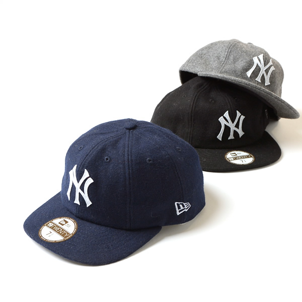New Era new era PANEL 19TWENTY Cooperstown collection wool Cap (3 colors)  (unisex) 96fc946ec