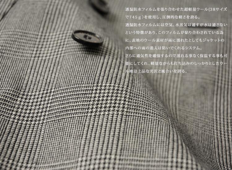 glencheck mackintosh monkton moncton glen check double coat s m l navy suit