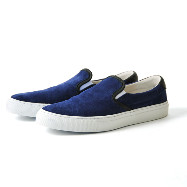 Garda Slip Velour Suede Diemme ディエッメ OnsBlue VpzLMGqSU