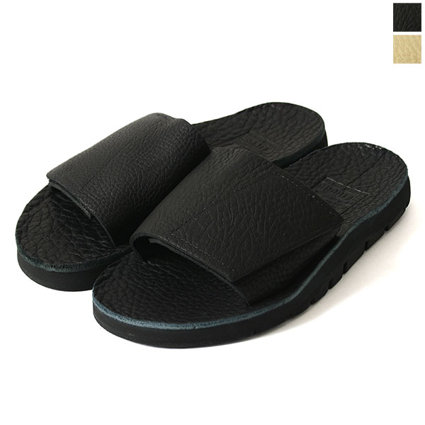 9ea2a3a0b croukalr  ISLAND SLIPPER island slippers wrinkle leather Velcro ...