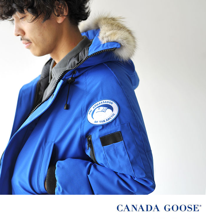 In 2016, new CANADA GOOSE Canada goose MEN'S PBI CHILLIWACK BOMBER men's Chilliwack bomber down jacket (XS, S and M) 0824 Rakuten card Division