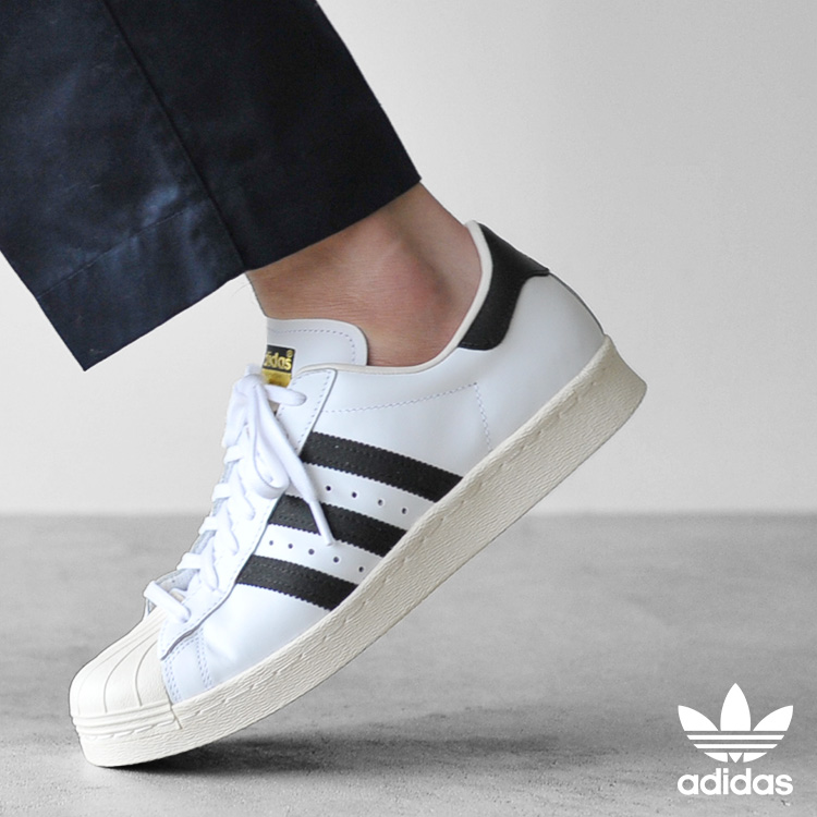 adidas Adidas SUPERSTAR 80s superstar 80s 1969 Reprography and Consultant duct classical music sneakers