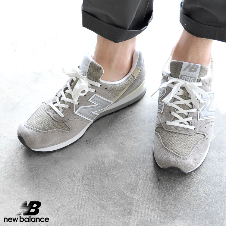 brand new cd335 b41eb croukalr  new balance New Balance Running Style M996 suede X mesh sneakers  (all six colors) (unisex)   Rakuten Global Market