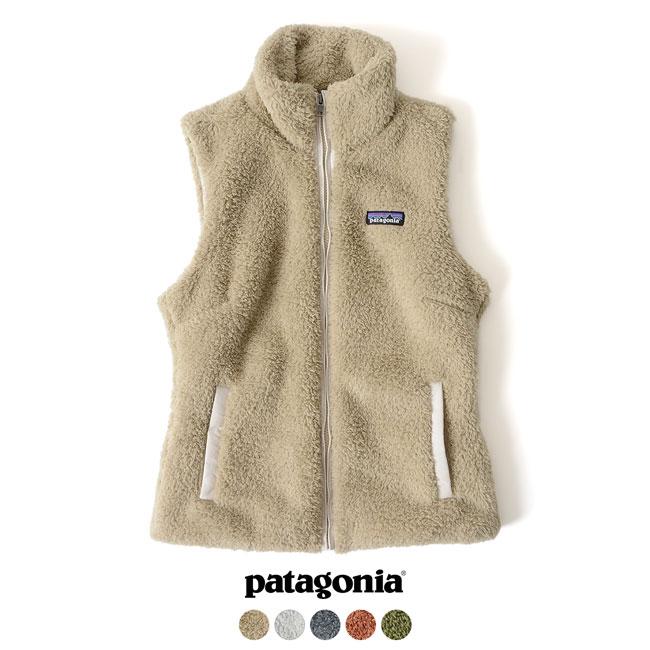 2018秋冬新作 【国内正規販売店】 patagonia パタゴニア WOMEN'S Los Gatos Fleece Vest ロスガトス フリースボアベスト・25216 【送料無料】#0822【クーポン対象外】