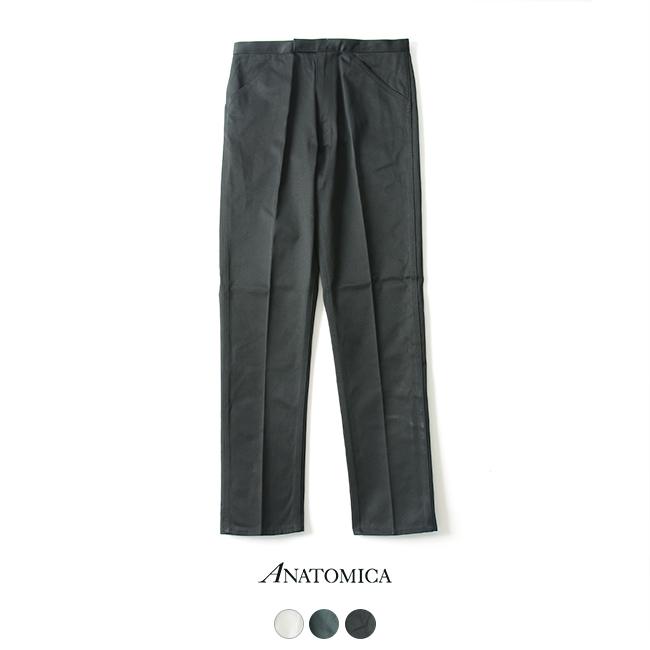 【SALE!50%OFF】ANATOMICA アナトミカ McQueen PANTS TWILL マックイーン パンツ ツイル チノパンツ ・530-521-11 #0915【セール】【返品交換不可】【SALE】