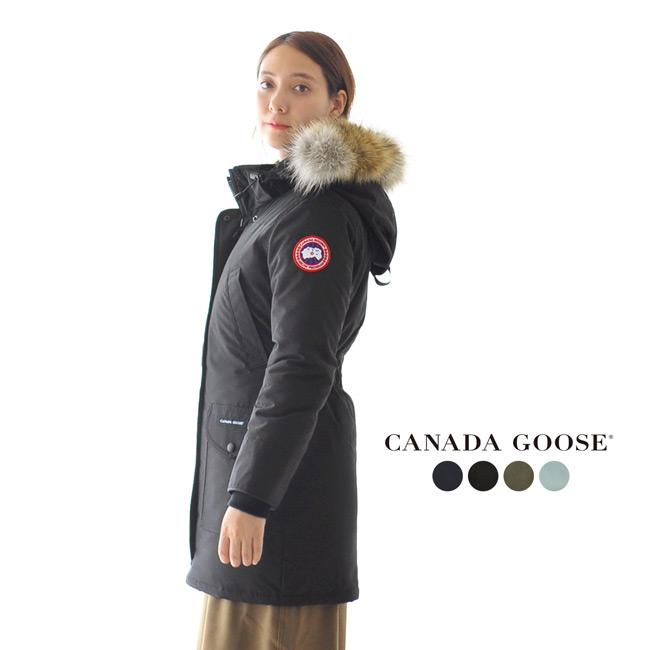 06465fa5564 Canadian goose /CANADA GOOSE レディーストリリウムパーカーフードダウンジャケット /TRILLIUM PARKA HD  ...