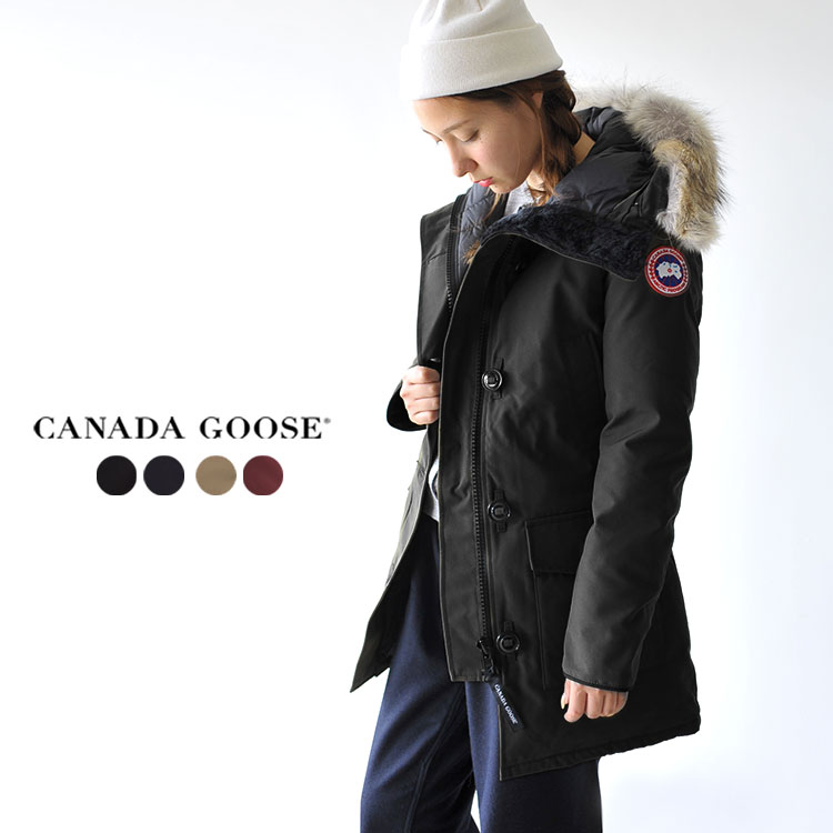 79580d71c3f Canadian goose /CANADA GOOSE Lady's Bronte parka /BRONTE PARK food fur down  jacket 2019 fall and winter down 2603JL 0614