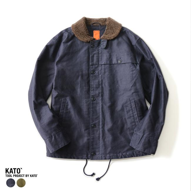 2018秋冬新作 KATO` カトー N-1 ボアジャケット ミリタリージャケット ・KJ833151 【送料無料】