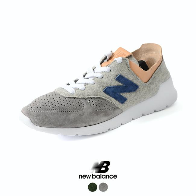 【SALE!30%OFF】new balance ニューバランス Running Style ML1978 SN SO ランニング スニーカー スエード レザー シューズ #1027【セール】【返品交換不可】【SALE】