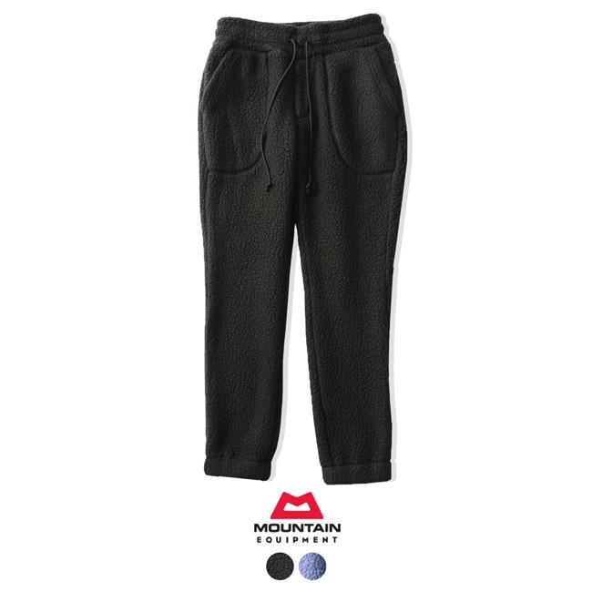 MOUNTAIN EQUIPMENT マウンテンイクイップメント Pile Fleece Rib Pants パイルフリース リブ パンツ スウェット ・425450#1114