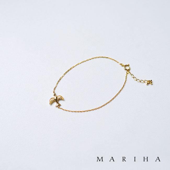 MARIHA マリハ 青い鳥 ゴールド ブレスレット ・1104830020199 【送料無料】#1217