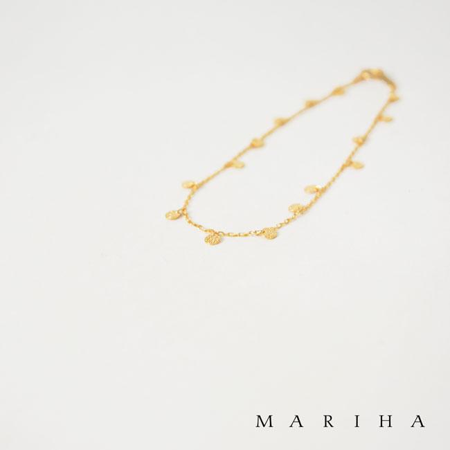 MARIHA マリハ 月のかけら ゴールドチェーン ブレスレット・1104330010199 【送料無料】#0310