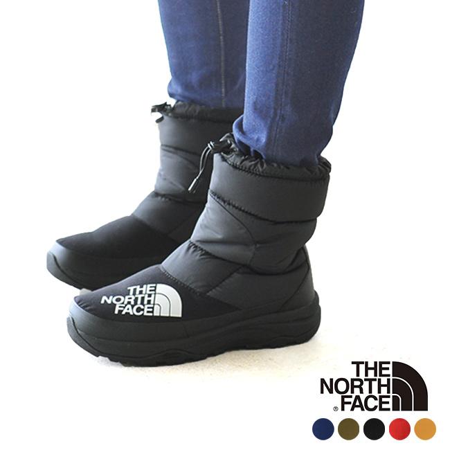 【SALE!20%OFF】THE NORTH FACE ザ ノースフェイス Nuptse Down Bootie ヌプシダウン ブーティー ブーツ シューズ 靴 ・NF51877  #1224【セール】【返品交換不可】【SALE】