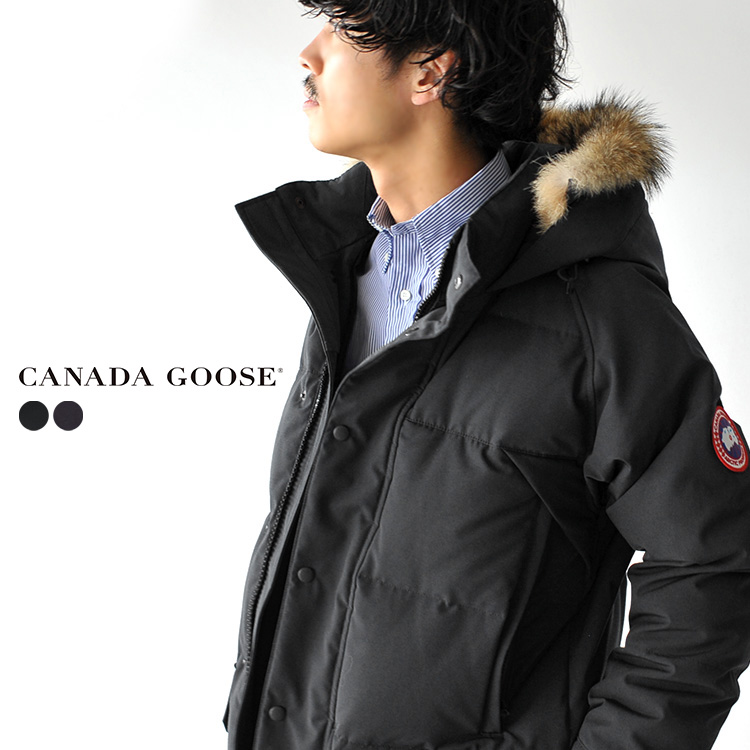 official photos 98601 10cbd Canadian goose /CANADA GOOSE men Emory parka /EMORY PARKA fur food down  jacket 2019 fall and winter down 2580M 0616