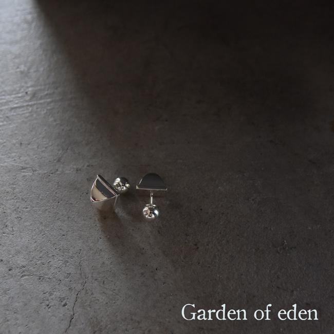 ガーデンオブエデン/Garden of Eden ハンドル ピアス ヴィンテージ スタイル/HANDLE PIERCE スタッズモチーフ シルバー ピアス レディース アクセサリー ED-VG19-SSPI01 【送料無料】1216[クーポン対象外]
