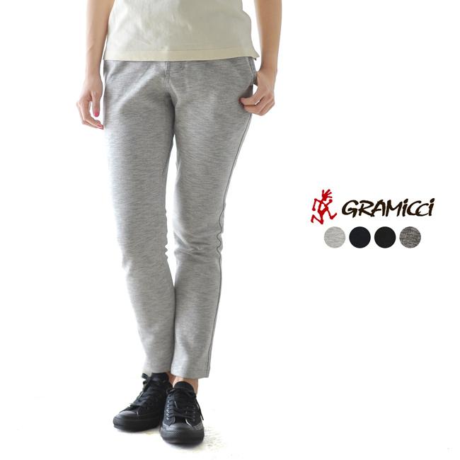 グラミチ GRAMICCI COOLMAX KNIT NN-PANTS TIGHT FIT クールマックス ニットスリムパンツ・GMP-19S019 (ユニセックス) 2019春夏新作 #0222