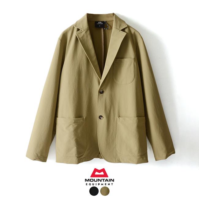 マウンテンイクイップメント/MOUNTAIN EQUIPMENT Tech Tailored Jacket/テック テーラード ジャケット メンズ 2020春夏 アウター 425193 【送料無料】 0319