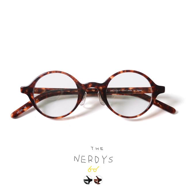 ザ ナーディーズ THE NERDYS CIRCLE glasses サークル 眼鏡 伊達メガネ ・TND-G01 【送料無料】2019春夏新作 #0315