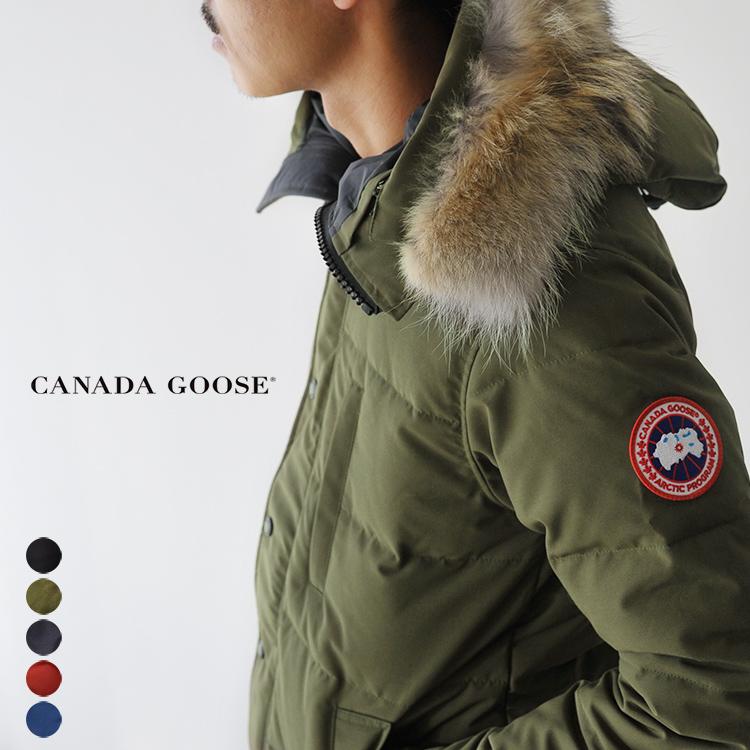 カナダグース ダウン メンズ CANADA GOOSE カーソンパーカー CARSON PARKA FF ダウンジャケット 2020秋冬 アウター 3805MA 【予約商品】【送料無料】