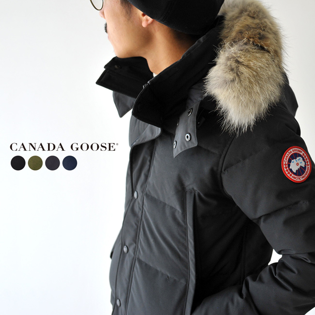 カナダグース CANADA GOOSE ウィンダムパーカ WYNDHAM PARKA FF ファーフード ダウンジャケット メンズ 2020秋冬 アウター 3808MA 【予約商品】【送料無料】