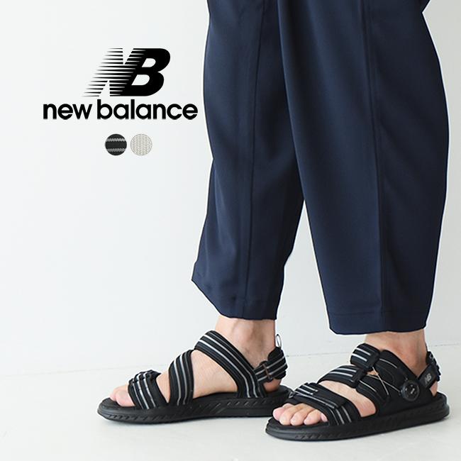 ニューバランス new balance スポーツ サンダル BOAシステム搭載 ハイテク ベルト メンズ 2020春夏 シューズ SDL900AK SDL900BM 0628【送料無料】
