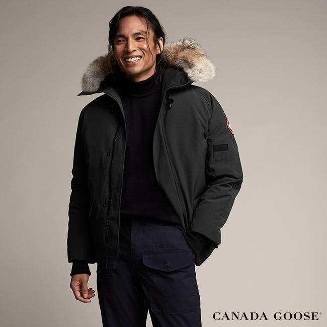 カナダグース ダウン メンズ CANADA GOOSE チリワック ボンバー ジャケット CHILLIWACK BOMBER JACKET ジップアップ ダウンジャケット 2020秋冬 アウター 7999M【予約商品】【送料無料】