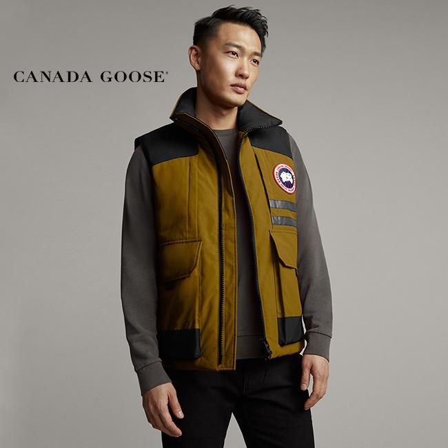 カナダグース ダウン メンズ ベスト CANADA GOOSE ダンカン ベスト DUNCAN VEST ダウンベスト 2020秋冬 アウター 4157M 【予約商品】【送料無料】0822