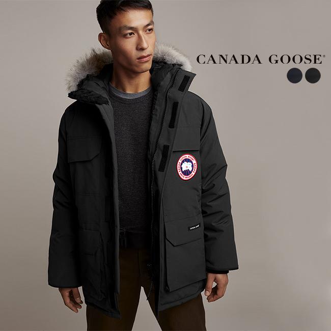 カナダグース ダウン メンズ CANADA GOOSE エクスペディション パーカー フュージョンフィット/EXPEDITION PARKA FF ジップアップ ダウンジャケット オーバーサイズ 2020秋冬 アウター 4660MA【予約商品】【送料無料】0822