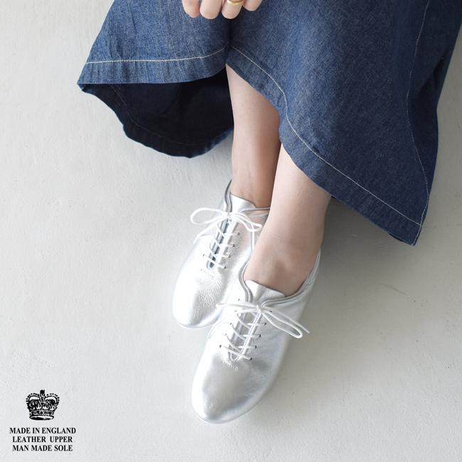 クラウン CROWN ダンスジャズ DANCE JAZZ メタリックシルバー フラットシューズ レディース 2020秋冬 シューズ 23.5cm-25.0cm 0806【送料無料】