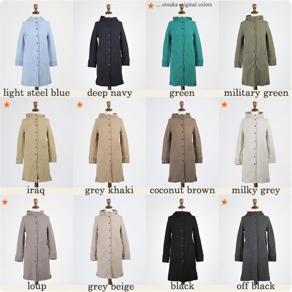 11 / 12 Up to 1:59! Armen Amen cotton quilt hooded coat cotton quilted Court-nam0553 (all 12 colors) (M-L)