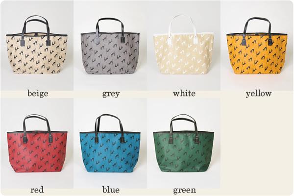 10 / 29 Up to 9:59! yangany yongyi cat print PVC rage that bags & f-5092 (7 colors)