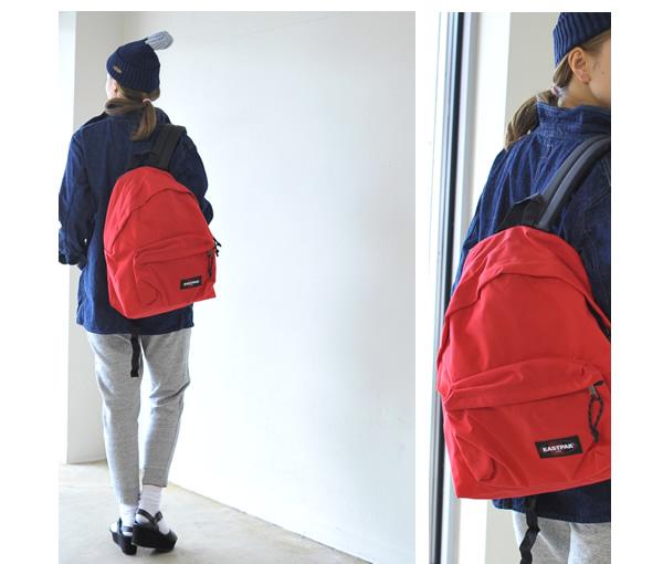 EASTPAK yeast pack PADDED PAK'R/EK620 nylon backpack 24L