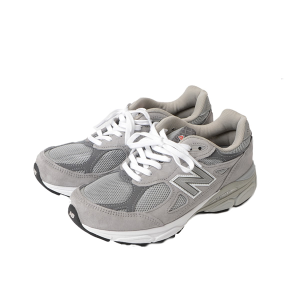 nouveaux styles 01b49 3e346 new balance New Balance Performance Training / W990 suede X mesh sneakers